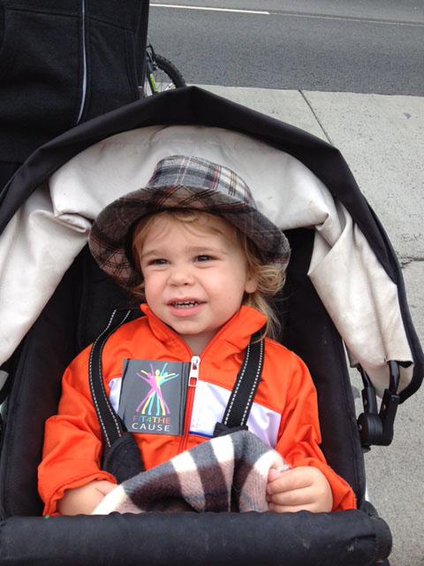 Baby F4TC fan